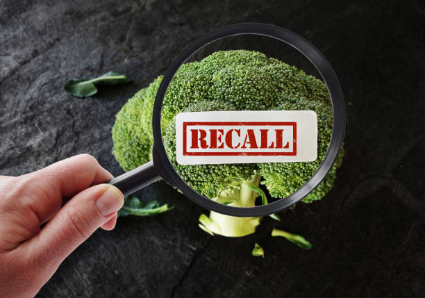 food safety recall - fda stock photos and pictures