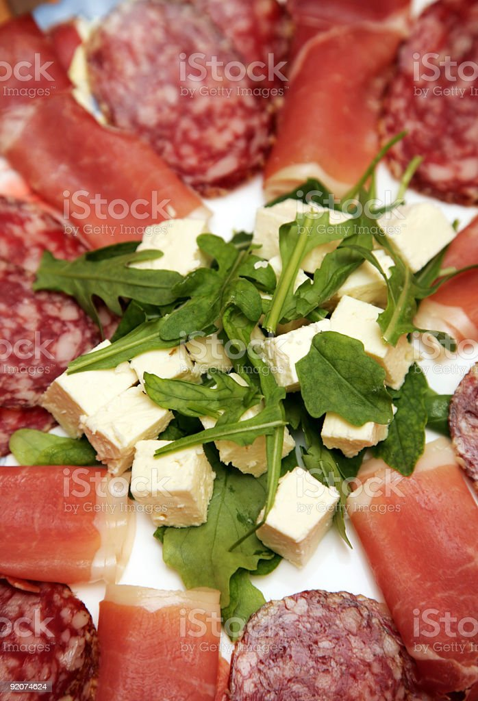 food, Sausage royalty-free stock photo