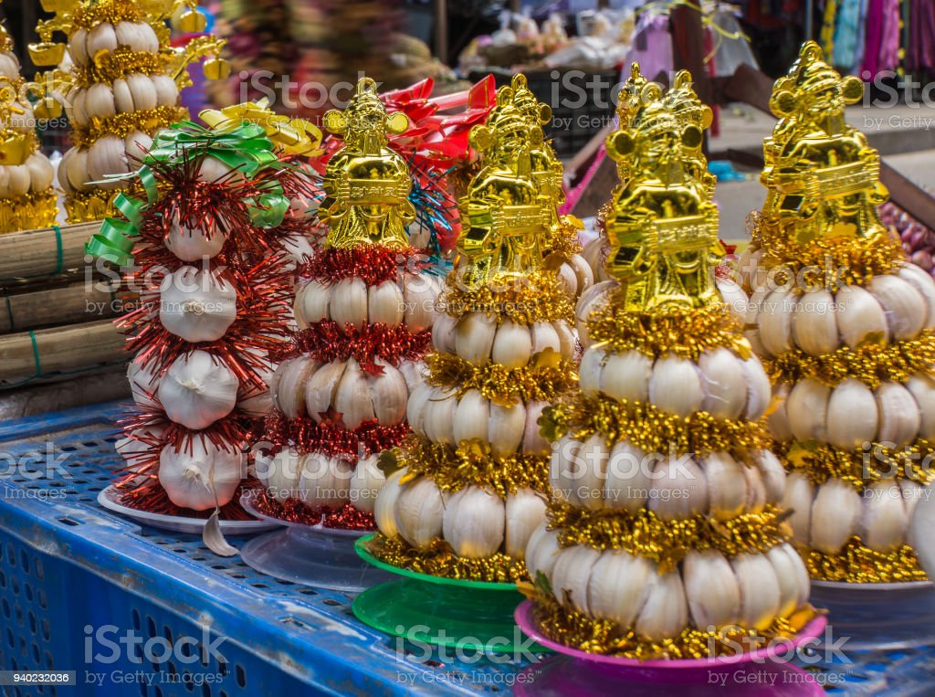 food specialty for Tet stock photo