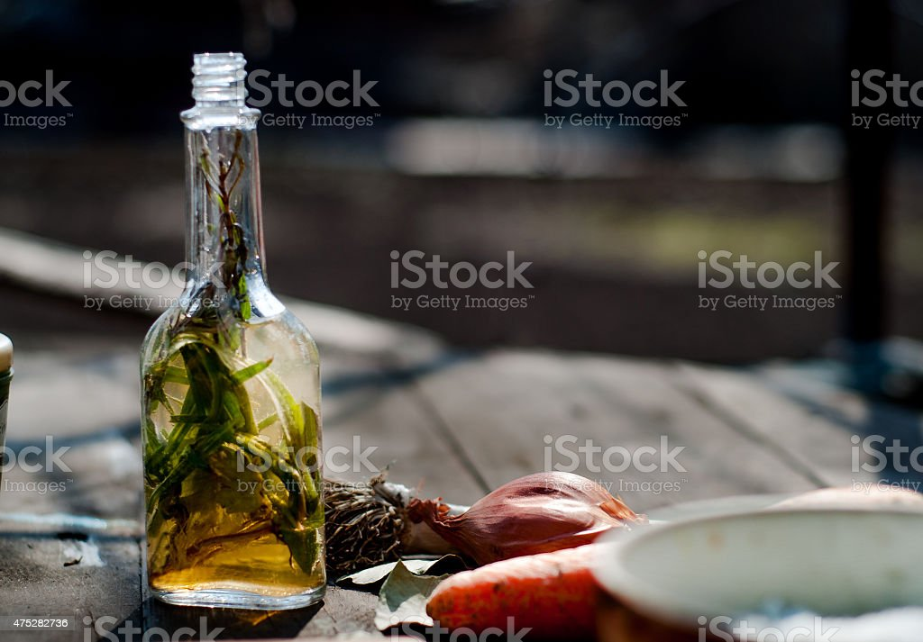 food style stock photo