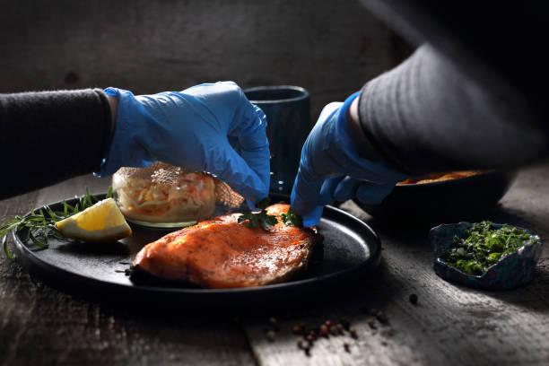 food-styling. - küche deko blog stock-fotos und bilder
