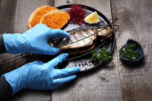 food-stylistin. - küche deko blog stock-fotos und bilder