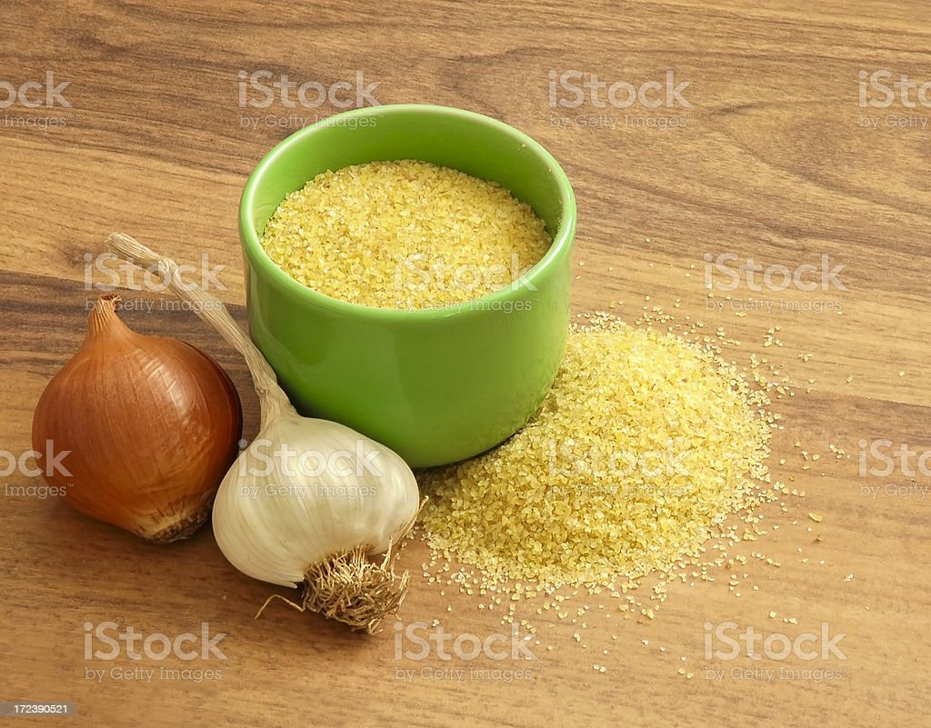Food Supplies royalty-free stock photo