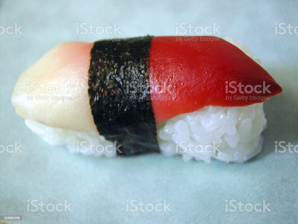 Food - Sushi Series 10 royalty-free stock photo