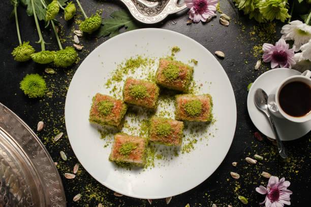 concept de petit déjeuner café turc desssert goût - Photo