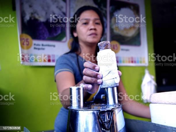Food vendor cooks puto bumbong picture id1072800838?b=1&k=6&m=1072800838&s=612x612&h=vbxnafipfn39rjrlkmrw9tmz0d0ogftjcqmylfavnte=