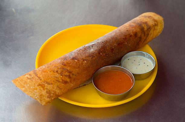 Food_dosa_indian – Foto