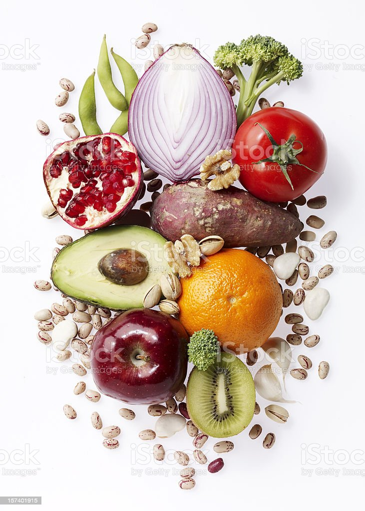 Food-Healthy Foods stock photo
