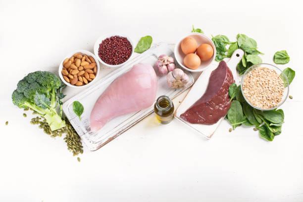 高硒食品 - 鋅 個照片及圖片檔