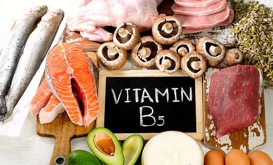 An Overview of the B5 Vitamin