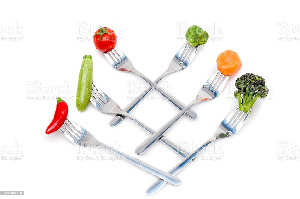 foods service royalty-free stock photo