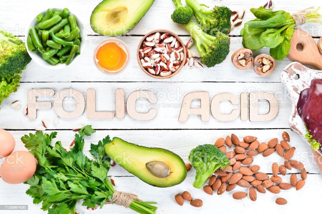 alimentos que tienen vitamina b9