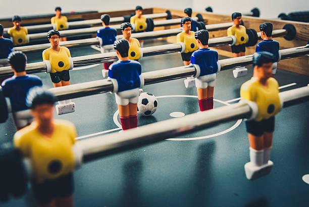 Tischfußball Spiel – Foto