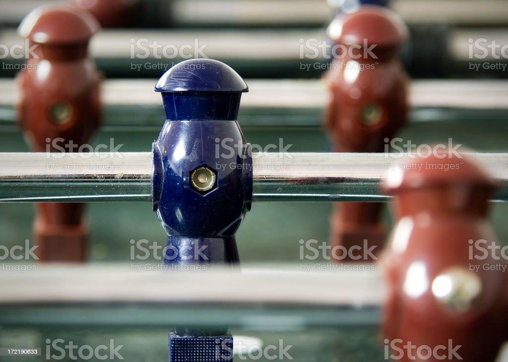Foosball Table stock photo