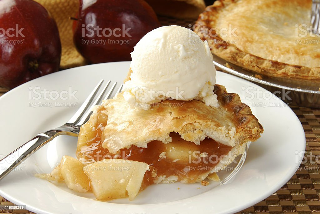 Pie stock photo