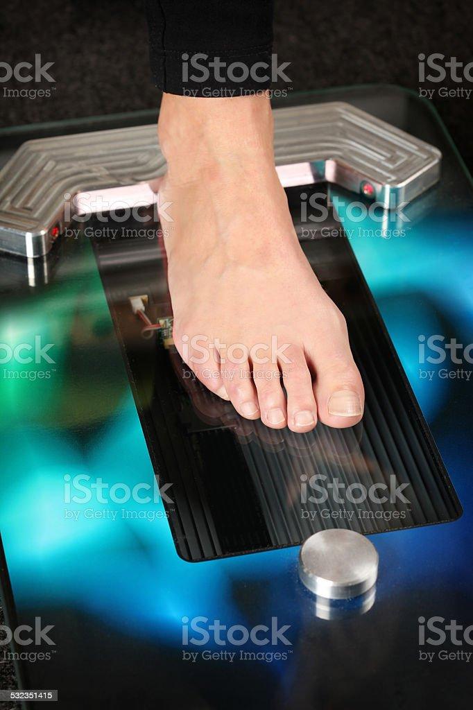 3 D Fuß scanner – Foto