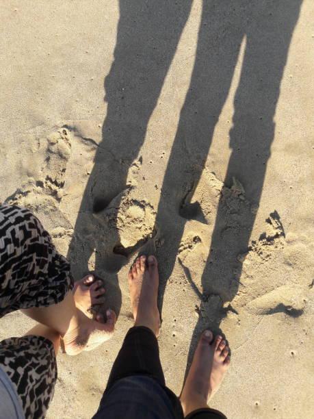 Couple nude beach Peter's Nudist