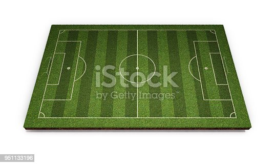 istock Footbal Field 951133196