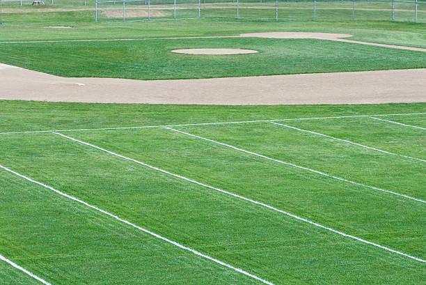 Fußball- und baseball – Foto
