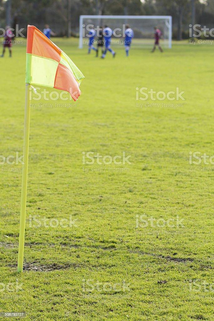 Football Background royalty-free stock photo