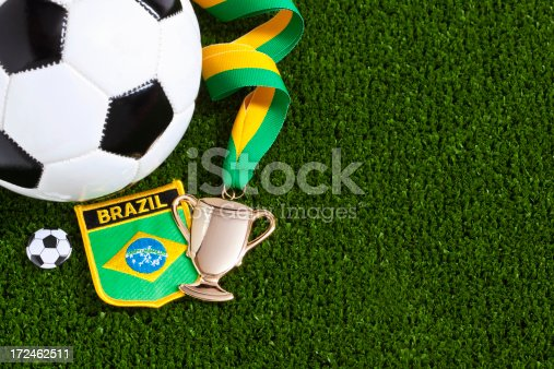 istock Football Cup Brazil 172462511