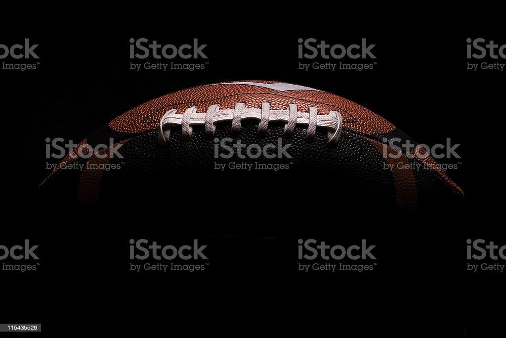 football drama royalty-free stock photo