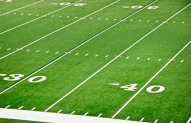 Best Football Field Stock Photos, Pictures & Royalty-Free