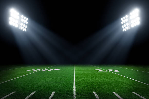 royalty free football field pictures images and stock photos istock