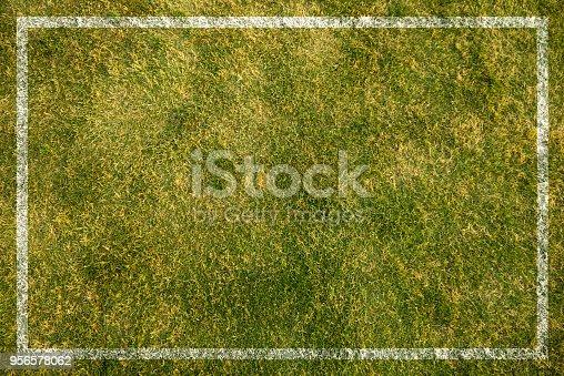 istock Football Field 956578062