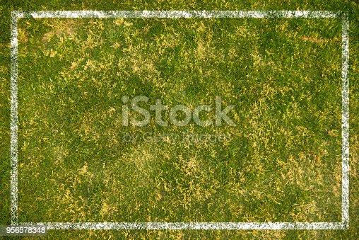 istock Football Field 956578348