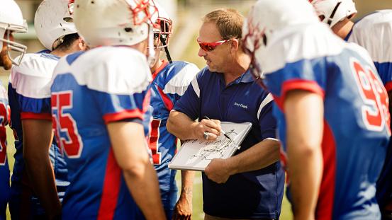 istock Football Head Coach 871311386