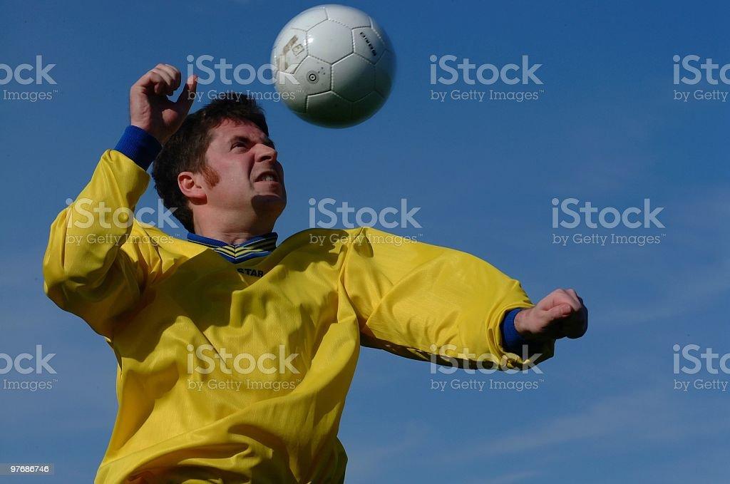 football header royalty-free stock photo