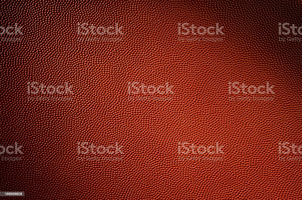 Football Leather Background royalty-free stock photo