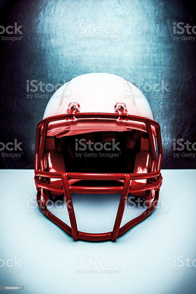 Football madness royalty-free stock photo