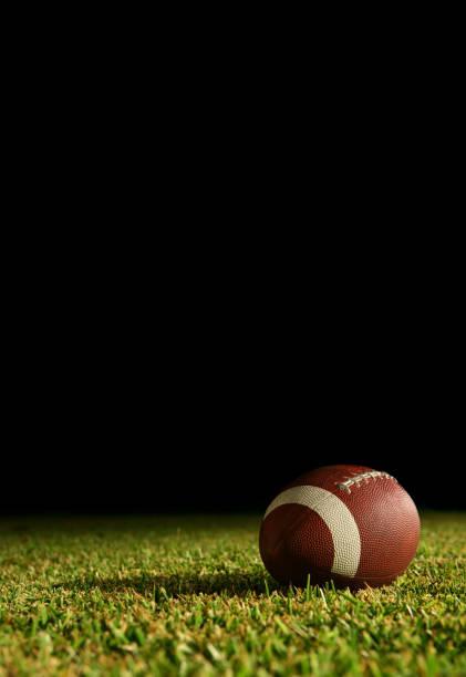 Fußball auf einer Wiese – Foto