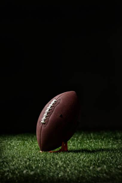 Fußball am Abschlag – Foto