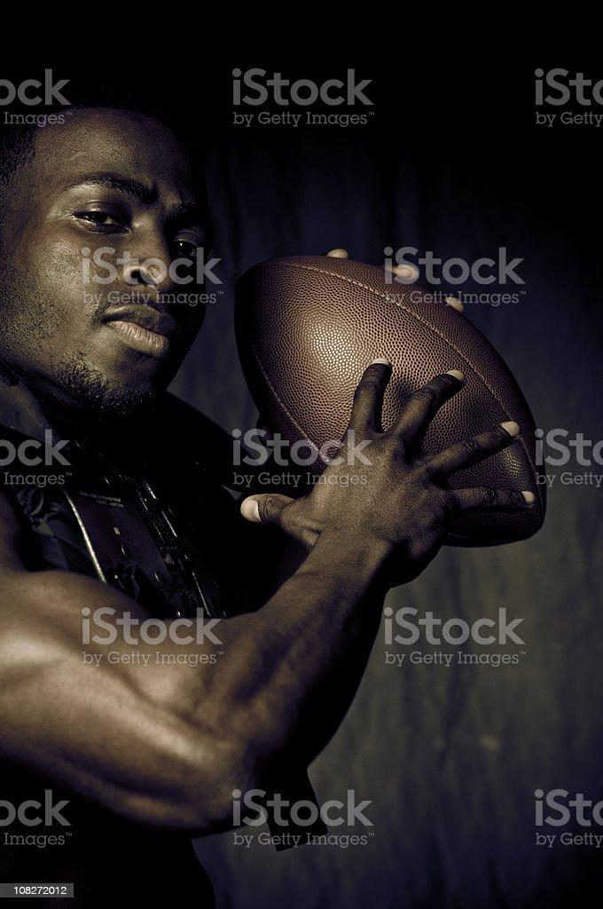 football pass royalty-free stock photo