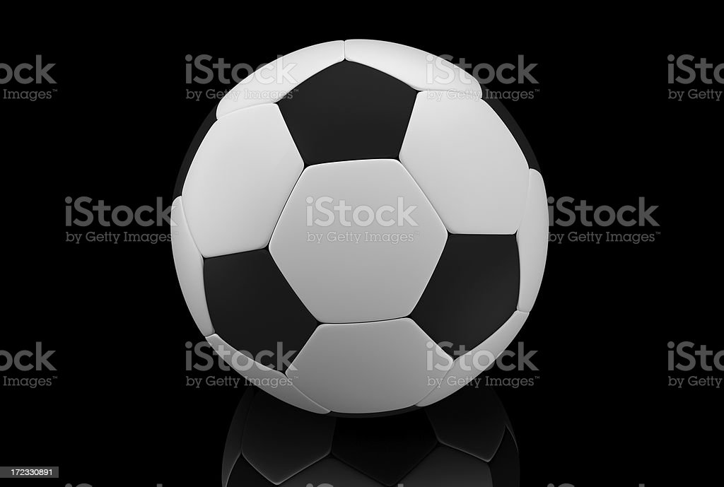 Football royalty-free stock photo