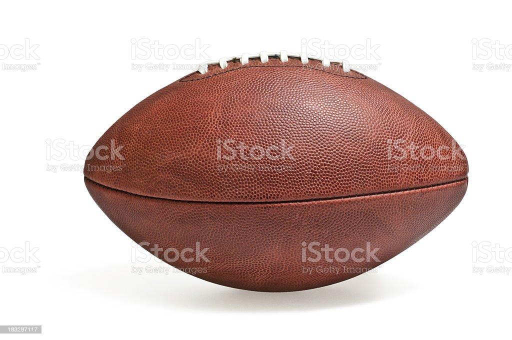 NFL Football royalty-free stock photo