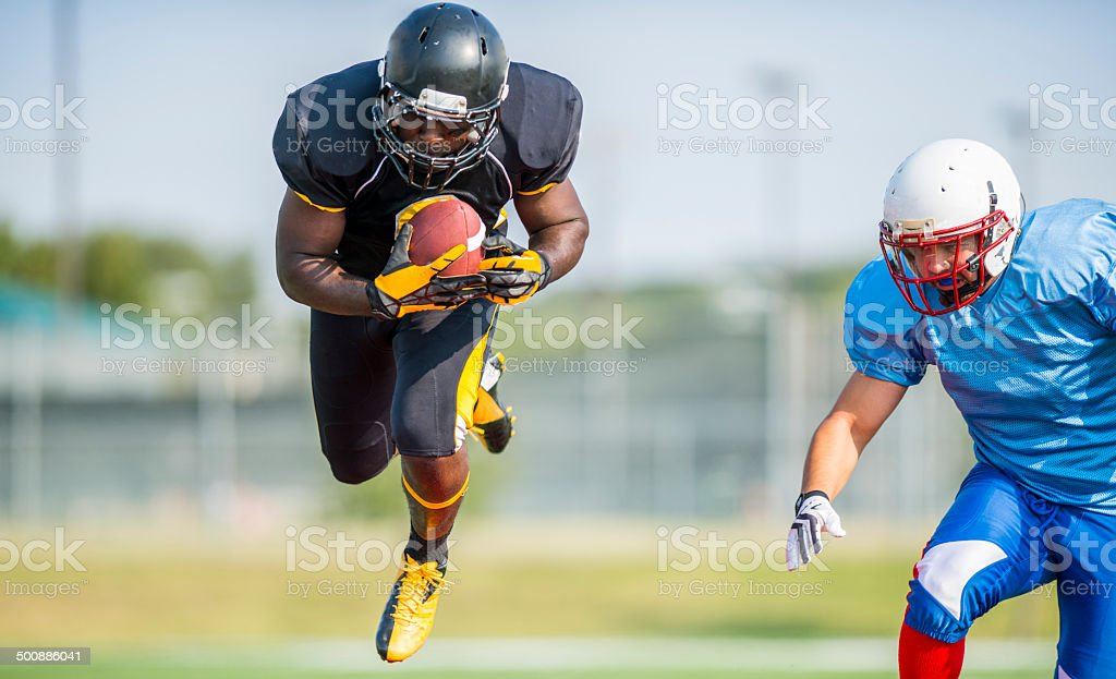 Football stock photo