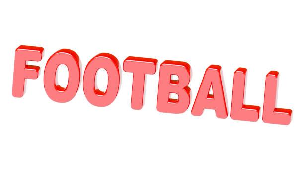 football - fußball poster stock-fotos und bilder