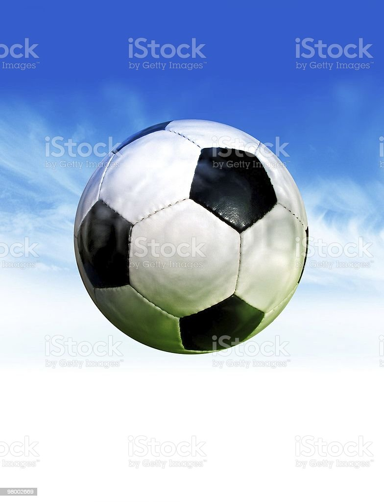 Football royalty free stockfoto