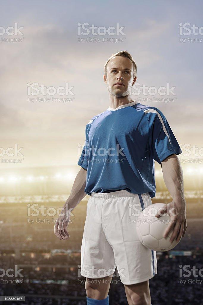 football-Spieler – Foto