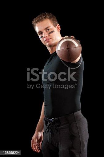 istock Football Player 153558224