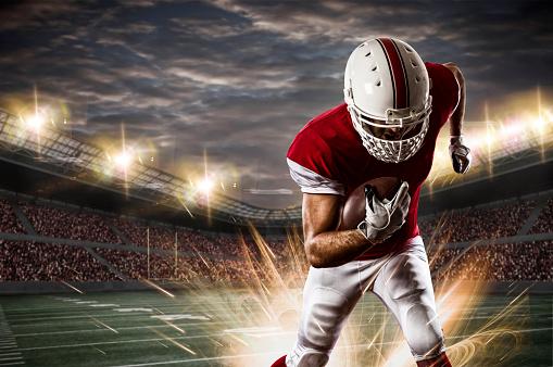 istock Football Player 503492316