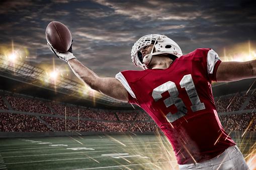 istock Football Player 504416900