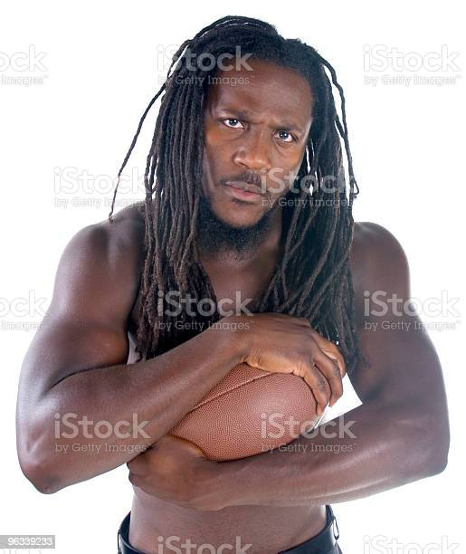 Football Piłkarz - zdjęcia stockowe i więcej obrazów Dredy
