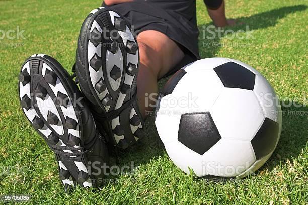 Football player with a soccerball on soccer pitch picture id95705035?b=1&k=6&m=95705035&s=612x612&h=ycnjcsc9c excj5od4ufeuxdnhsslu4qsuhwjkfdtle=