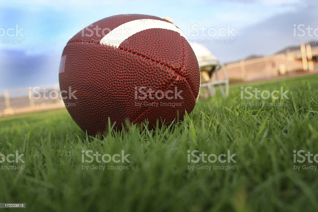 Football Series royalty-free stock photo