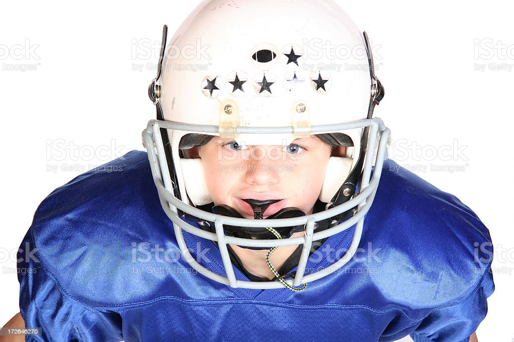 Football Series (22) royalty-free stock photo